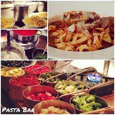 Tuesday Night Pasta Bar in Ariccia