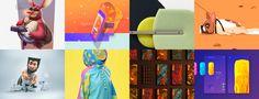 Weekly Inspiration for Designers #102 – Muzli -Design Inspiration