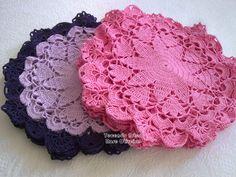 Doily chart... Szövés Művészetek Crochet