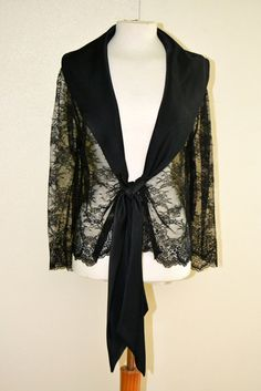 Blusa Anudada Encaje - Chicfy      40€