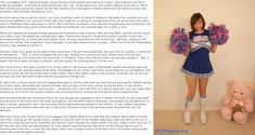 Female Possession, Forced Tg Captions, Tg Stories, Clothing Items, Crossdressers, Cheerleading, Kinky, Cute Outfits, Dressing