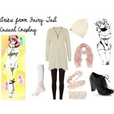 Casual Cosplay - Aries