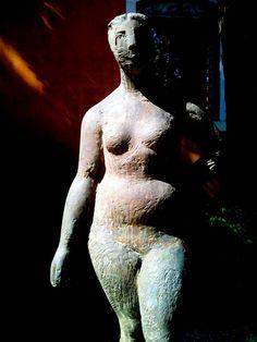 Pomona - Marino Marini (1945) - Musée Guggenheim de Venise. © Copyright Yves Philippe