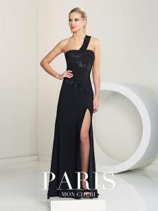 Официални рокля с цепка софия