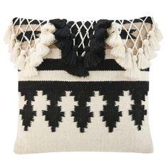Cuscino berbero in lana e cotone, 50x50 | Maisons du Monde