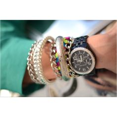 Candy.. Arm candy.