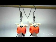 Verrückte Ohrringe und Schmuck Welt - der Zoo und sein Futter