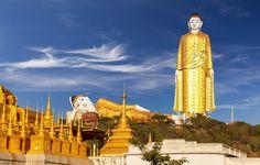 Laykyun Setkyar, Monywa, Birmanie