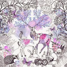 Suzanne Washington print & pattern
