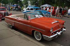 1953 Mercury Monterey Convertible.