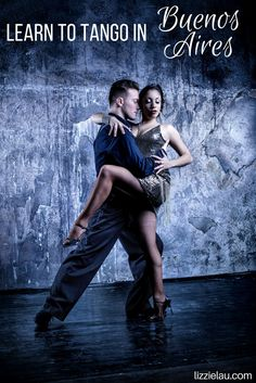 Learn to tango in Argentina. #travel #southamerica #buenosaires #argentina