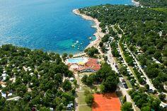 Camping Bijela Uvala, Istrië - Bungalowtenten en stacaravans van alle aanbieders Boek je op CampingScanner.nl