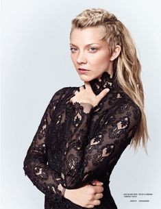 Natalie Dormer looks exquisite in this new photo spread from the January 2015 issue of Nylon Magazine (USA). Description from hggirlonfire.com. I searched for this on bing.com/images