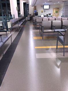 Hospital - Toronto  Mondo Harmoni 3mm
