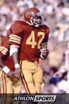 Ronnie Lott, inducted into the College Football Hall of Fame in 2002, is arguably the greatest safety to ever play the game