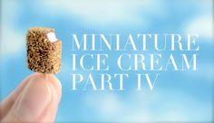 ICE CREAM IV: polymer clay tutorial