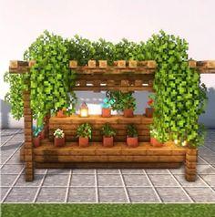 Minecraft Garden, Minecraft House Plans, Minecraft Mansion, Minecraft Houses Survival, Minecraft Cottage, Minecraft Castle, Cute Minecraft Houses, Minecraft Room, Minecraft House Designs