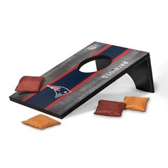 New York Giants Wild Sports Table Top Toss Nfl Table, Football Bean Bag, Patriots Game, Wild Sports, Nfl Los Angeles, Cornhole Set, Cornhole Boards, Bag Toss, Traditional Games