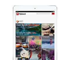 """This really is the game changer. Flipboard rolled out magazines a while a go. Allowing a user to create a magazine and """"Flip"""" things into it. Others can subscribe to your magazine and see what you find interesting."""