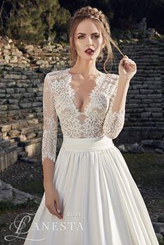 586e860f16 Lanesta Bridal - The Heart of The Ocean Collection - Belle The Magazine.  Sofia · suknie Le mariage