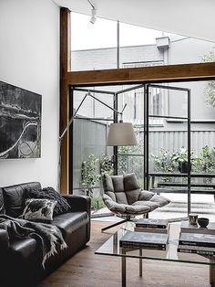 Adrian Amore Architects | Paddington Terrace | Est Living