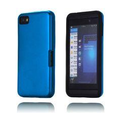 Alu Guard (Blå) Blackberry Z10 Cover