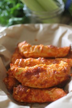 Crockpot Cheesy Buffalo Chicken Tenders