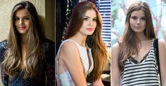 8 dicas para conseguir os cabelos lisos perfeitos de Camila Queiroz, a Angel de Verdades Secretas