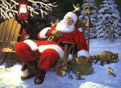 funny santa claus pictures | Funny Pictures: 30 Coolest and Funnest Santa Claus Photos