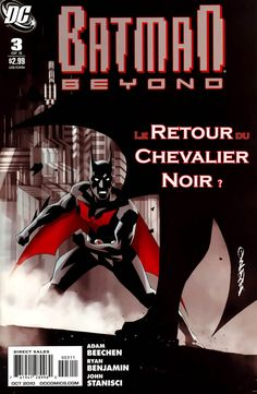 Page 1 :: Batman Beyond V3 [FR] :: Chapitre 0 :: Comics Reader FR
