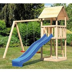 plum Holz Lookout Turm, Altersempfehlung: ab 3 Jahren. online kaufen | OTTO Cubby House Kits, Jungle Gym, Kit Homes, Cubbies, Backyard, Carpentry, Products, Kids, Gardens