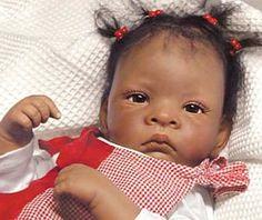 baby dolls that look real | Ashton Drake Dolls, Dolls, Baby Emily, Jasmine, African-American Dolls