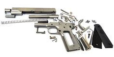 Building your own 80% 1911