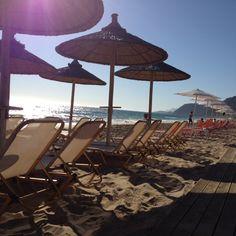 Loutsa Beach, Preveza, Greece