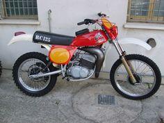 1977 Aprilia RC125