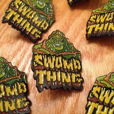 #Repost @pin_house  Our Swamp Thing inspired pin is going quick! Only 14 remain!! Head over to our shop and snag one before they are gone! Don't sleep on this one  | http://ift.tt/2alUOCs | #pin_house #pins #hatpins #hatpinsforsale #art #artist #artwork  #pingameproper  #hatpingame #pinsofig #softenamelpins #pinsofinstagram #pinsforthepeople #pin #pinsale #pinstagram #enamelpins #pingame #pingang #pingamestrong  #illustration #pinoftheday #swampthing #90s #classichorror #swamp #thing #comics…