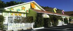 Sweet Sage Cafe & Boutique offers breakfast and lunch. If you're in the area, check it out.