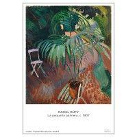 Poster La pequeña palmera de Dufy