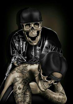 Chicano Drawings, Chicano Art, Tattoo Drawings, Arte Cholo, Cholo Art, Og Abel Art, Arte Lowrider, Aztecas Art, Grim Reaper Art