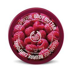 Raspberry Body Butter