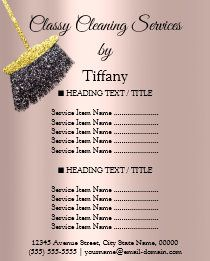 Tiffany Cleaning Services Cleaning Business Cards, Cleaning Services, Tiffany, Taking Notes, Stamps, Housekeeping, Maid Services