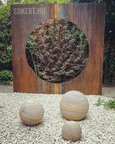 """38 kedvelés, 0 hozzászólás – SD KERT - Spiegel Ákos (@topgarden) Instagram-hozzászólása: """"#gardening #gardendesign #kerttervezés #kerttervező #kertépítés #corten #nemesacél #nemesrozsda…"""" Stepping Stones, Garden Ideas, Outdoor Decor, Instagram, Home Decor, Stair Risers, Decoration Home, Room Decor, Landscaping Ideas"""