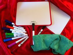 """Starting your day with a """"clean slate""""? – well, this is not that kind of clean slate – but it's a """"slate"""" by a similar name that got my attention because it's a really cool and environmentally friendly tool for children and adults.  It's the ULTIMATE white board and this is why."""