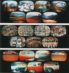 Charles and Ray Eames: Glimpses of the USA