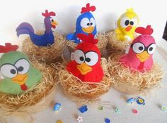 Resultado de imagen para festa galinha pintadinha simples