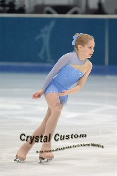 >> Click to Buy << Ice Figure Skating Dress For Kids Fashion New Brand Figure Skating Dress For Competition DR3537 #Affiliate