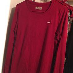 Hollister t shirt No flaws Hollister Tops Tees - Long Sleeve