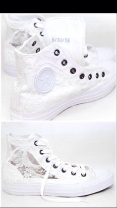 Lace converse-please actually exist! I need these