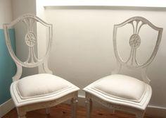 D. Maria white chairs