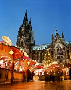 10 Great European Christmas Markets